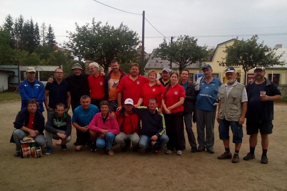 Čerlinka Cup ovládli Pánek s Pořízkou