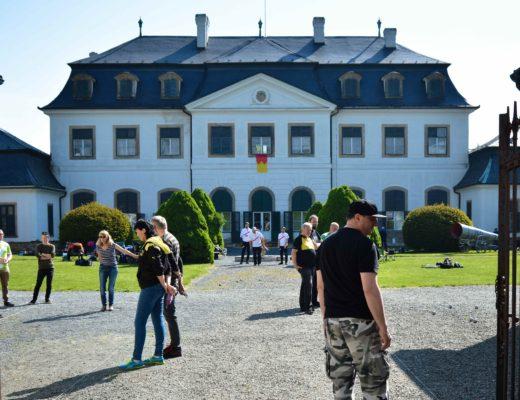 Château Náměšť obhájili Michálkovi s Konšelem