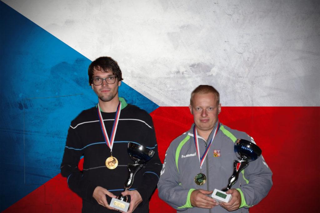 Mužské kvalifikační mistrovství dvojic vyhráli Habásko s Korešem ml.