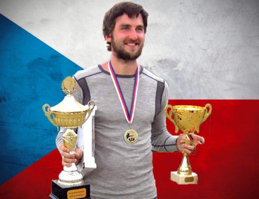 Jakub Konšel si vystřílel už třetí titul