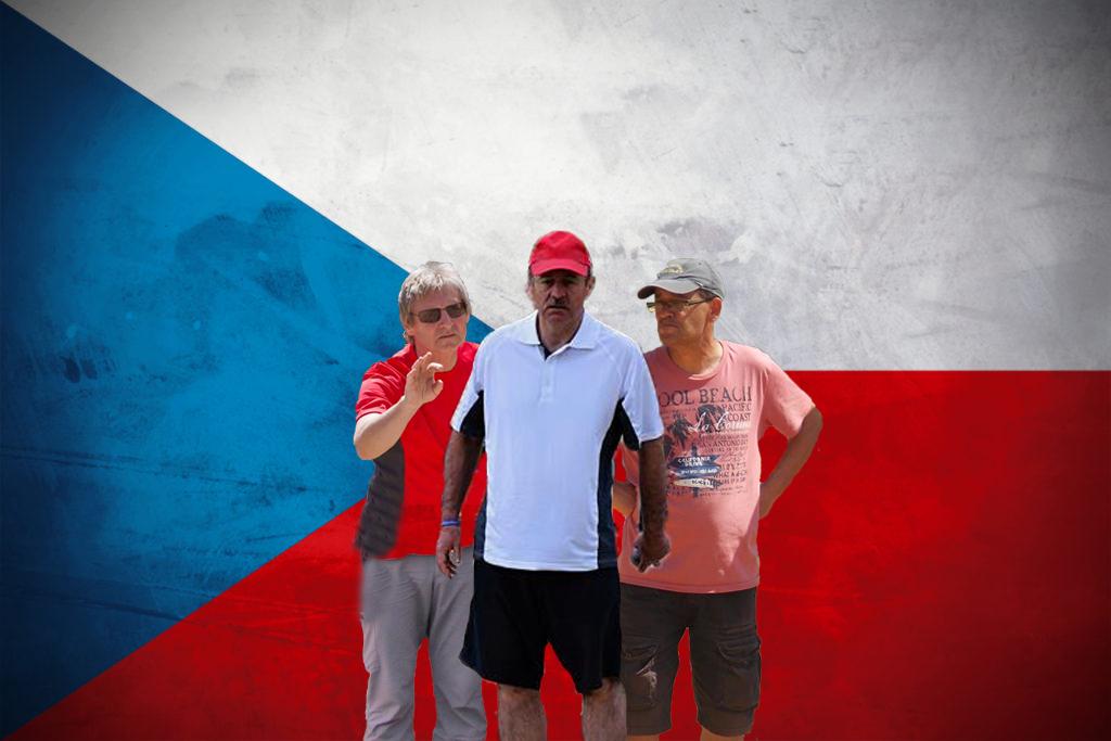 MČR 55+ vyhráli Felčárek, Ondryáš a Řehoř