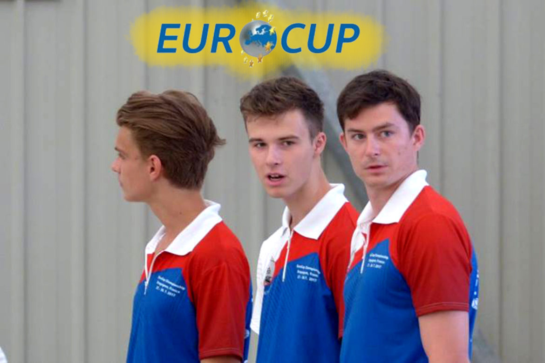 Vrchlabí na EuroCupu nevyužilo losu a skončilo třetí