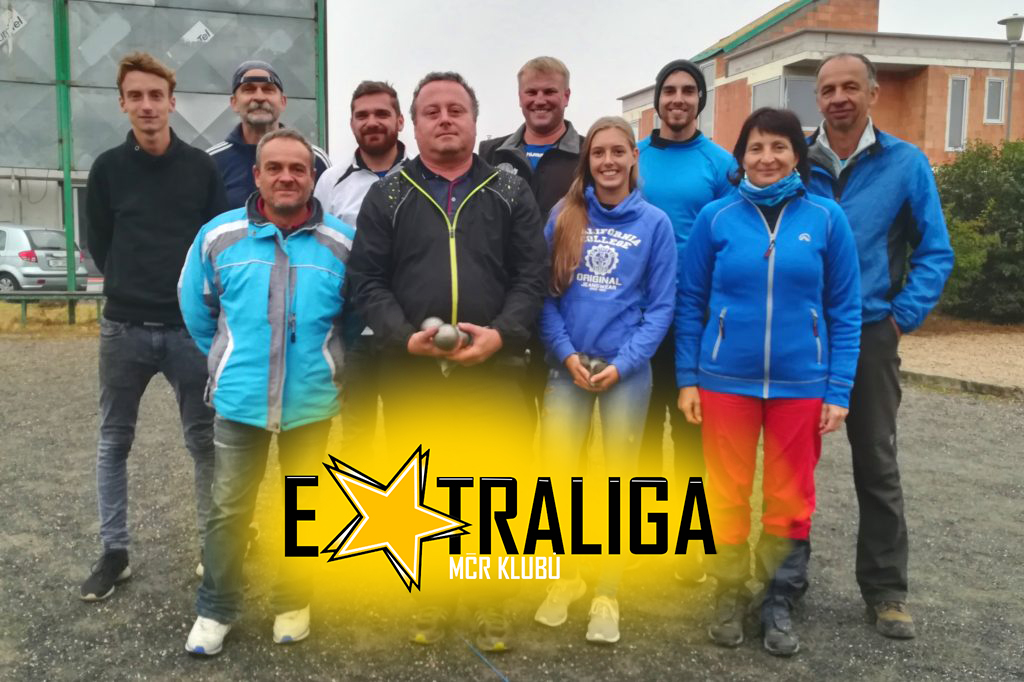 O titul v Extralize bude bojovat Krumsín, Brno a Sokol Lipník