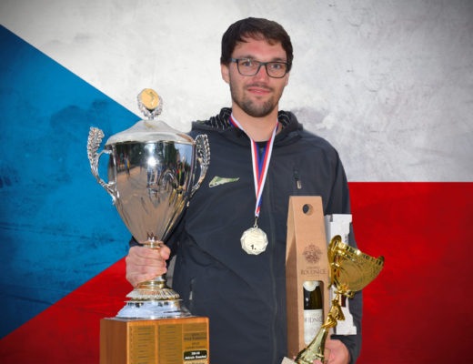 Jiří Koreš ml. se na čtvrtý pokus stal mistrem jednotlivců