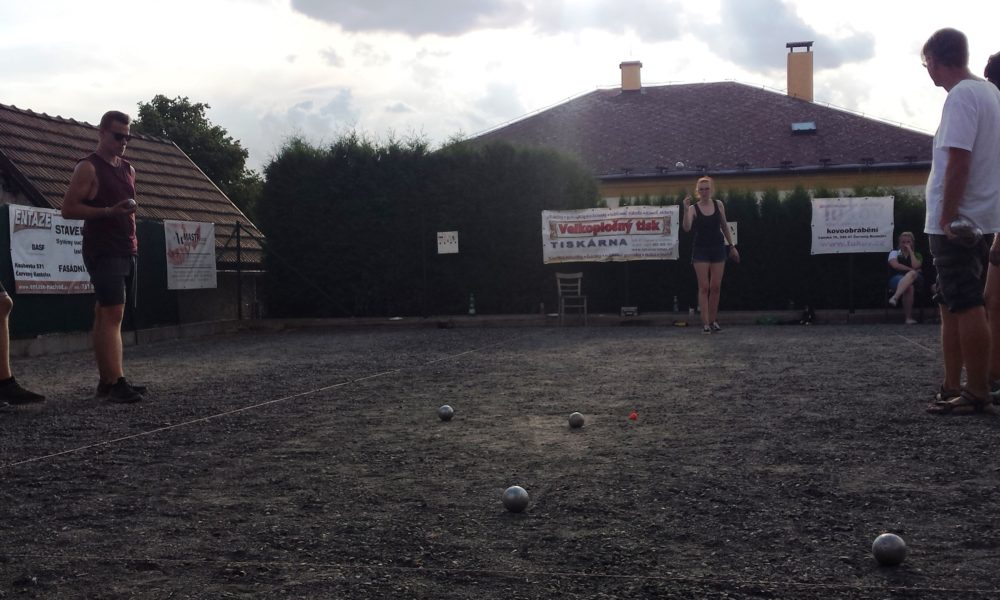 Stolínský Křečák zrežírovali hráči espoirs