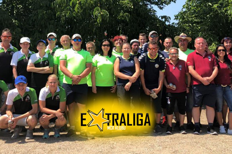Extralize po 2. kole vládnou Brno a Vrchlabí