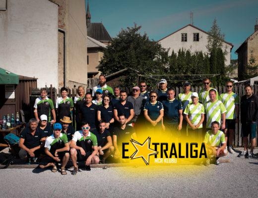 Extraligu vede před finálovým kolem Carreau Brno