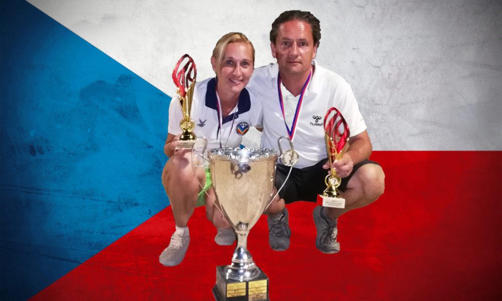 Tropické mistrovství mixů ovládli manželé Hodboďovi