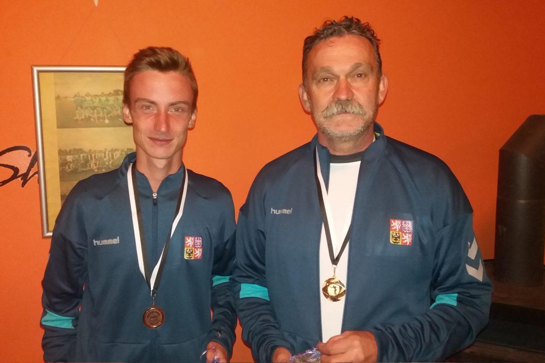 Vavrovič ml. s Fafkem nadělili ve finále v Lipníku kanára