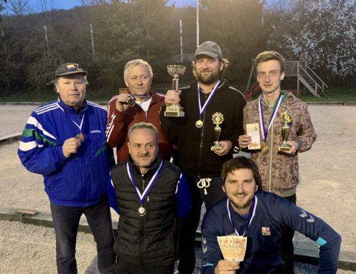 Nakashi Cup po devíti letech opět v rukou domácích