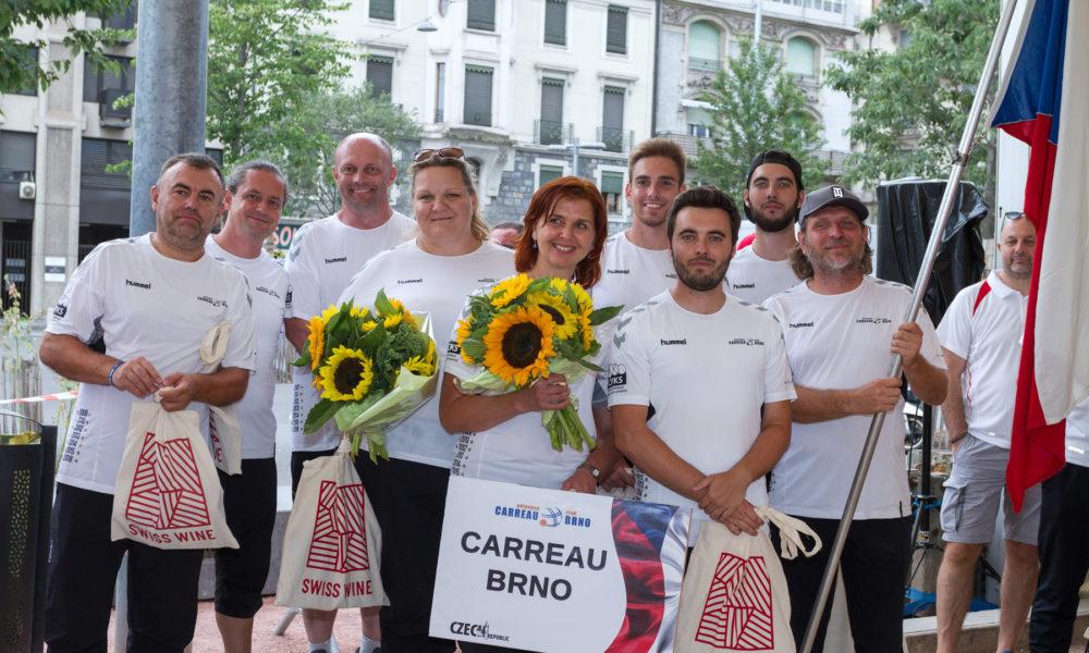 Carreau Brno míří do finále EuroCupu