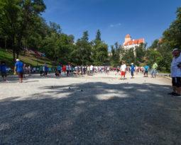 Česká repre dobyla hrad Veveří