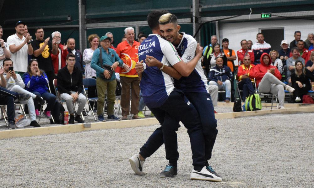 Češi na mistrovství Evropy mužů prohnali mistry z Itálie