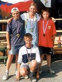 mčr juniorů 2000