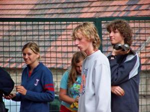soustředění juniorů únětice 2005 008